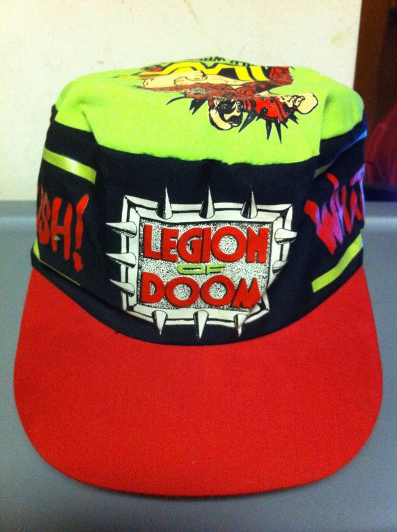 Rare Vintage Wwf Wwe Wrestling Legion Of Doom By