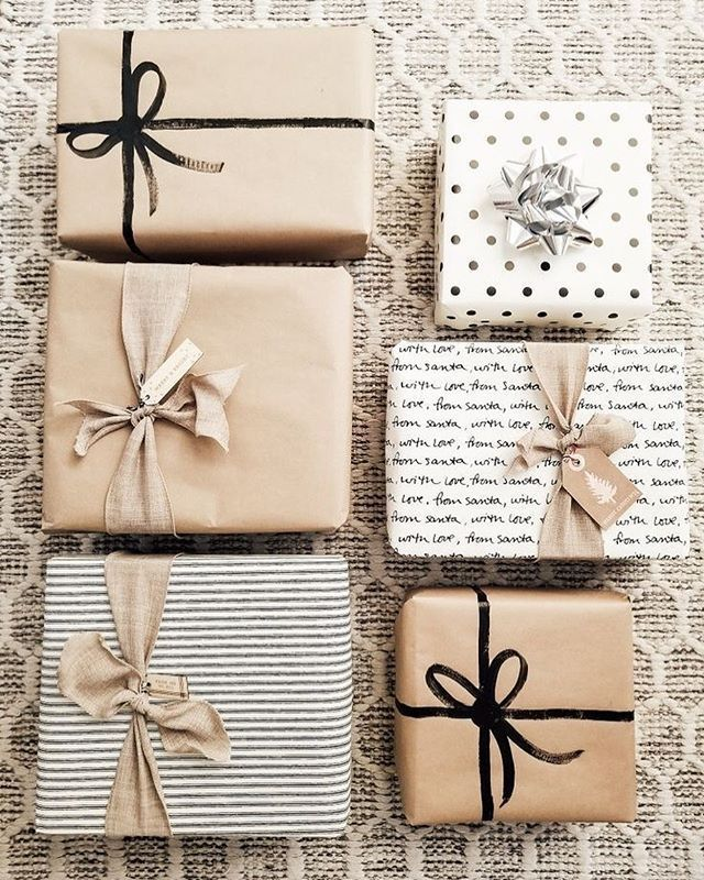 Christmas gift wrapping ideas  Idea Wallpapers  iPhone WallpapersColor Schemes