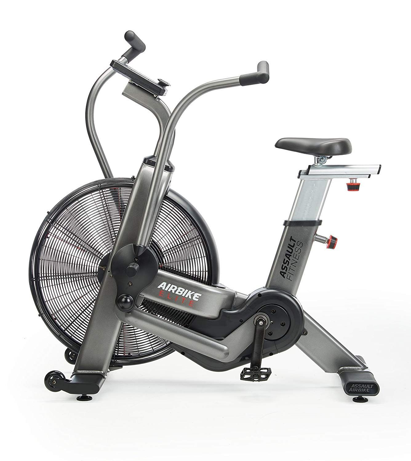 Assault AirBike Elite, Grey>>> Read more reviews of the