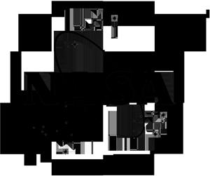 nasa logo black pics about space space theme in 2018 pinterest