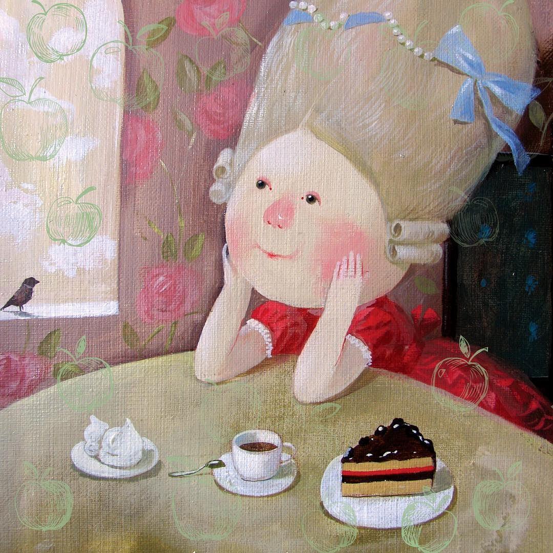 красавицей полу фото картин гапчинской в хорошем качестве способ