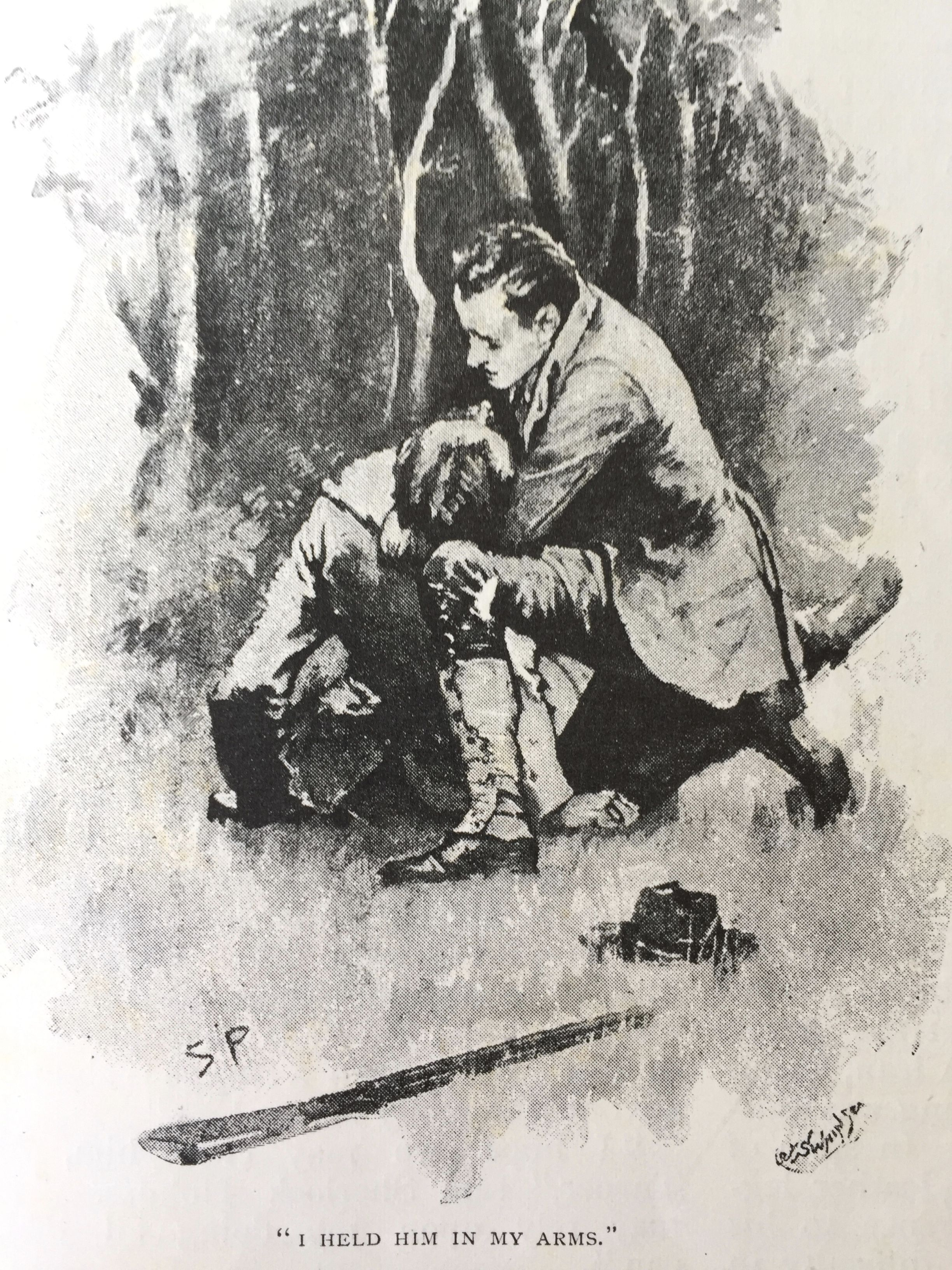 The Boscombe Valley Mystery Sidney Paget The Strand Magazine