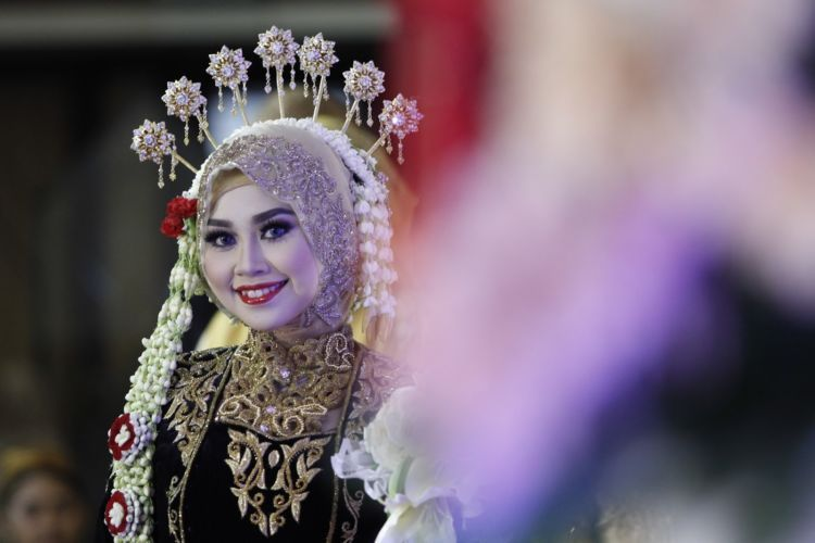 makeup tips for wedding javanese wedding dreams wedding javanese 5671