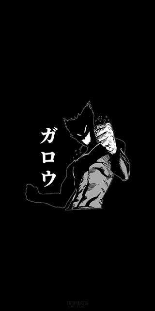 Garou One Punch Man 2 Wallpaper One Punch Man Manga One