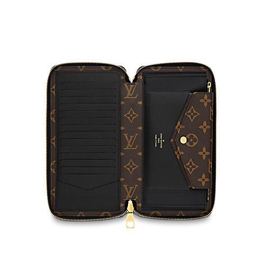 Daily Organiser Monogram Canvas - Small Leather Goods | LOUIS VUITTON
