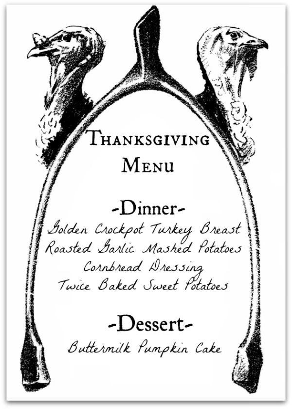 thanksgiving menu my creations thanksgiving thanksgiving menu