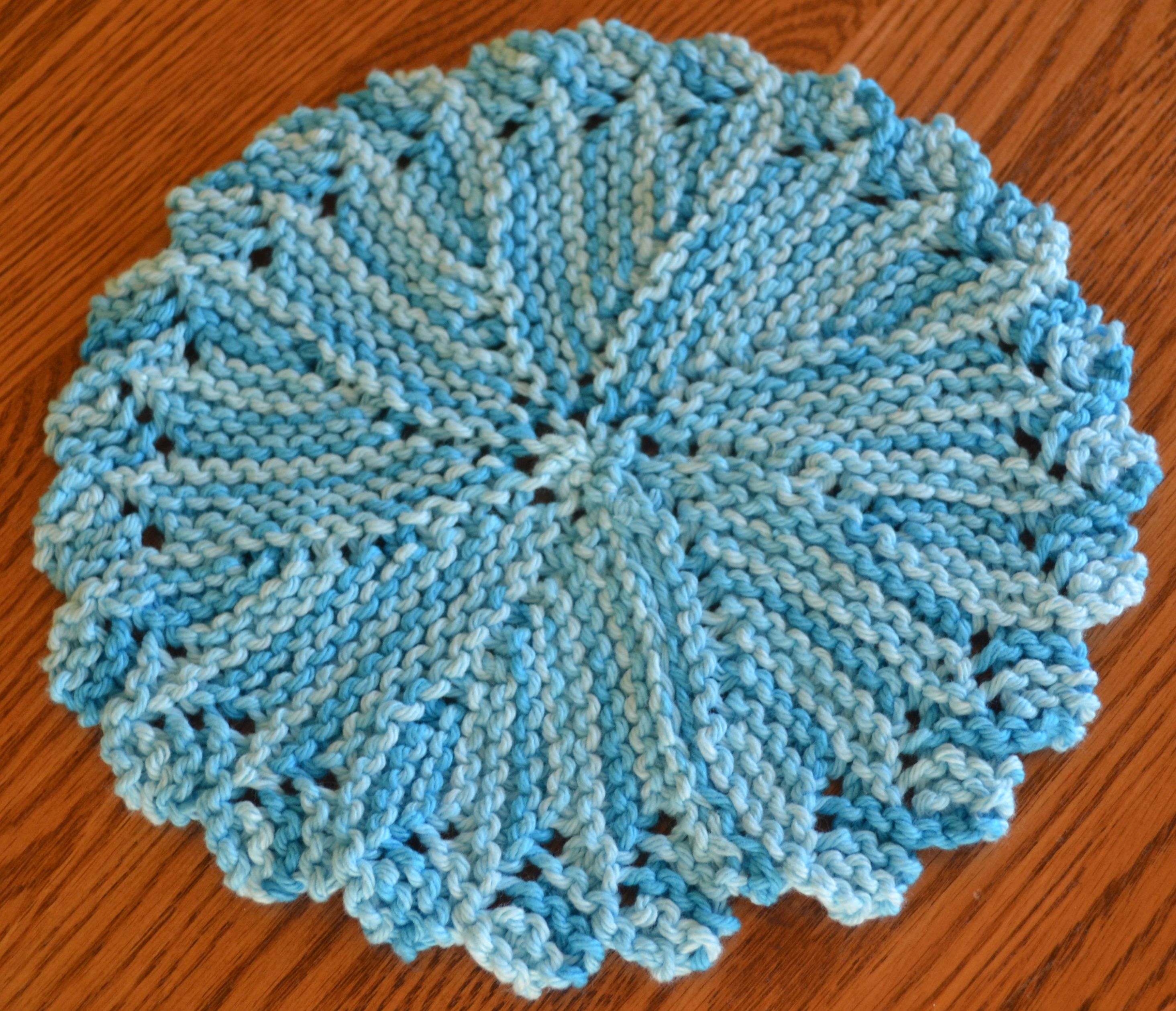 Practical knitting: dishcloths | Patterns, Knit crochet and Crochet