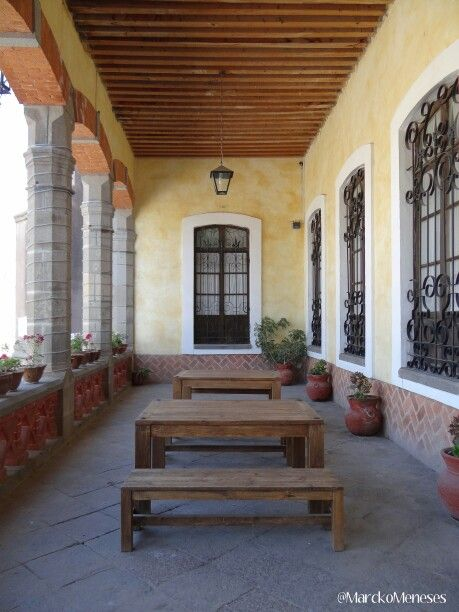 Hacienda Soltepec. Tlaxcala, México.