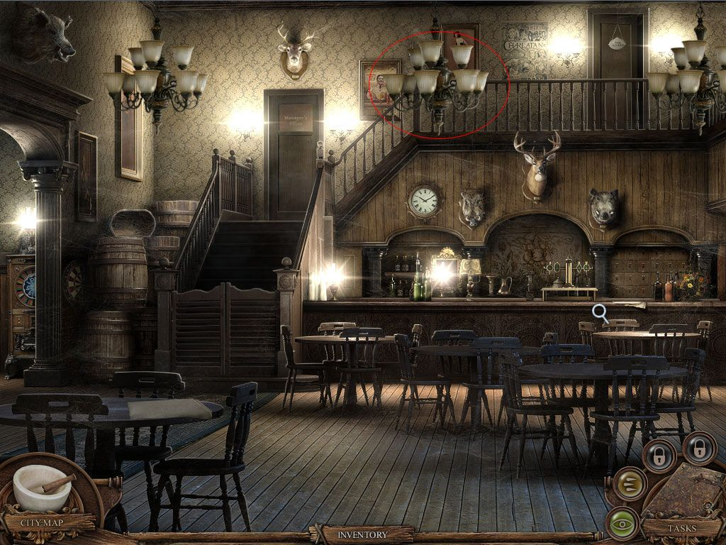 Saloon More