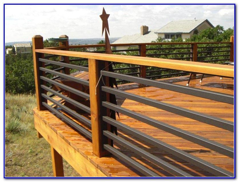 Inspirational Deck Stair Hand Railing Ideas Just On Interioropedia Home Design Metal Deck Railing Lattice Deck Deck Railing Design