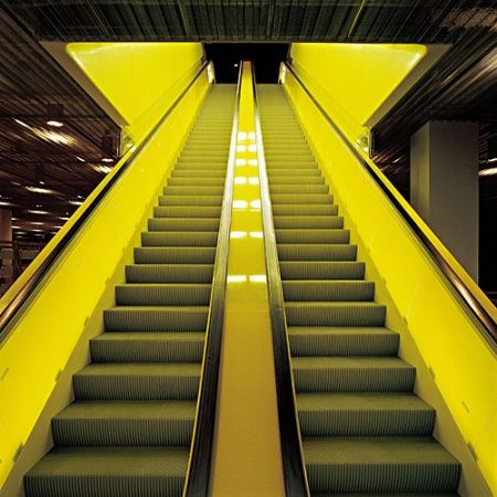 Pin By Albert Lall On Price Escalators Seattle Central Library Escalator Balustrade Design