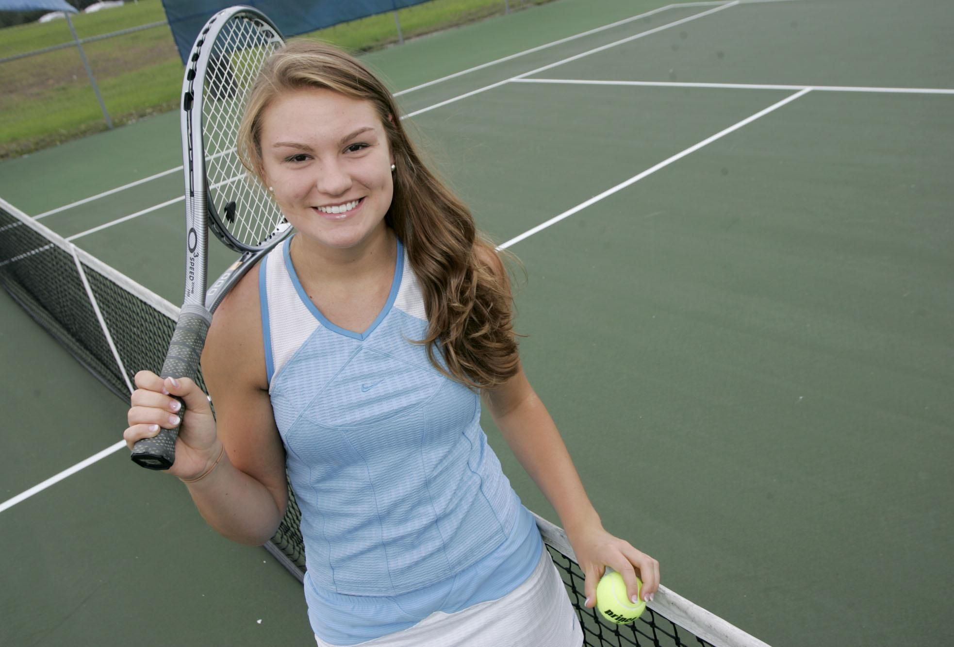 Sebring senior Kaley Walter had a remarkable season at No. 1 singles and doubles and was selected to compete in the prestigious FHSTAC All-Star Tennis Tournament. Walter is the All-Highlands Girls Tennis Player of the Year.