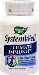 SystemWell Ultimate Immunity is a powerful blend of natural herbs and vitamins with benefits for human immune system support. Log On http://www.tasmanhealth.co.nz/natures-way-systemwell/ For more