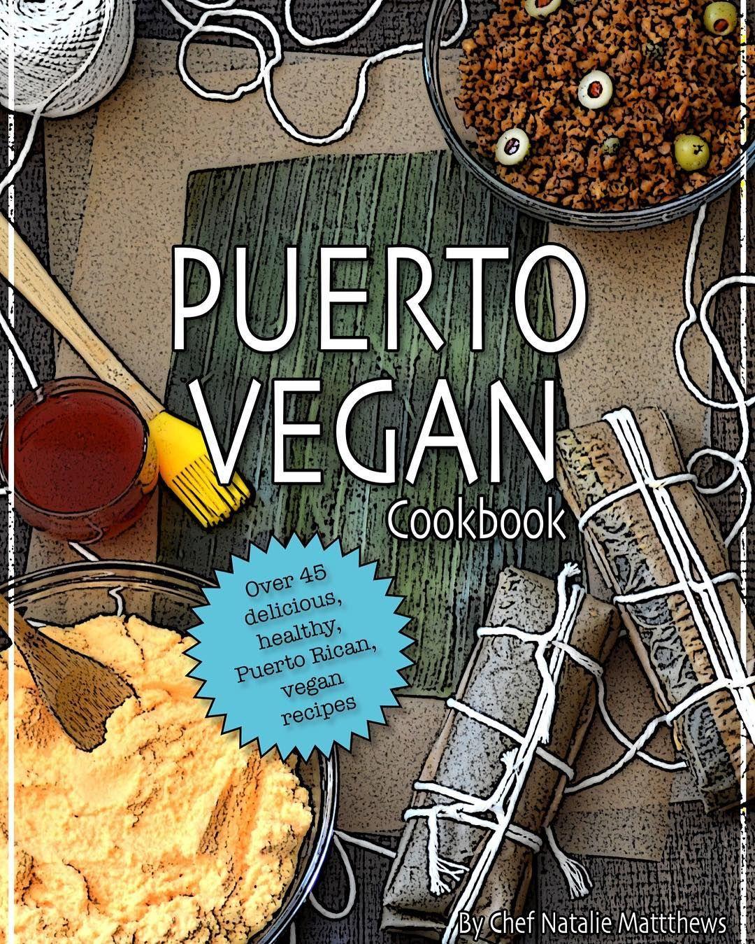 Puerto Vegan Cookbook Ebook By Natalie Matthews Eat