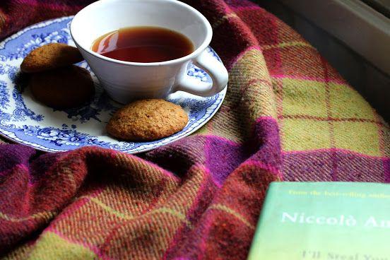 Cake & Travels | Orange Breakfast Biscuits