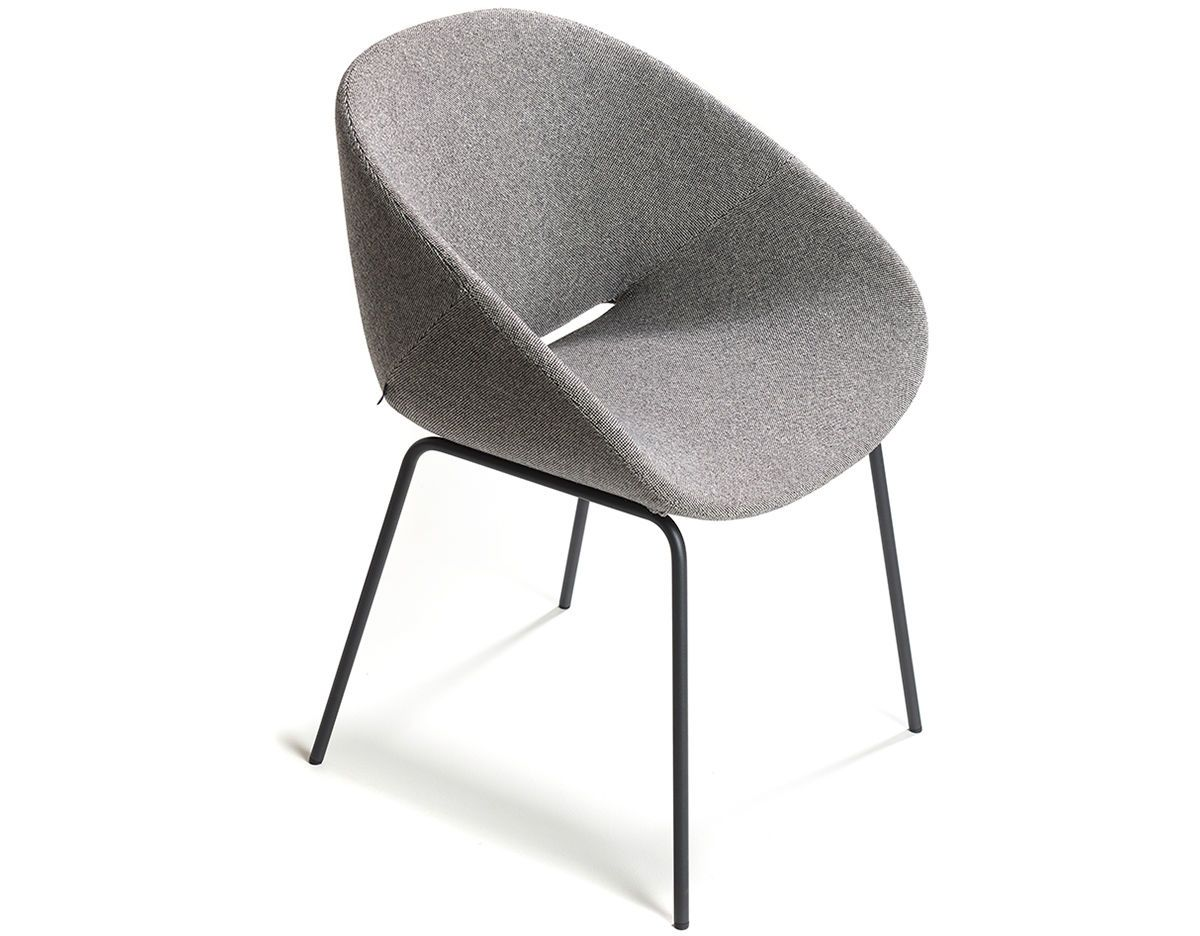 Genial Beso 4 Leg Metal Armchair By Khodi Feiz For Artifort