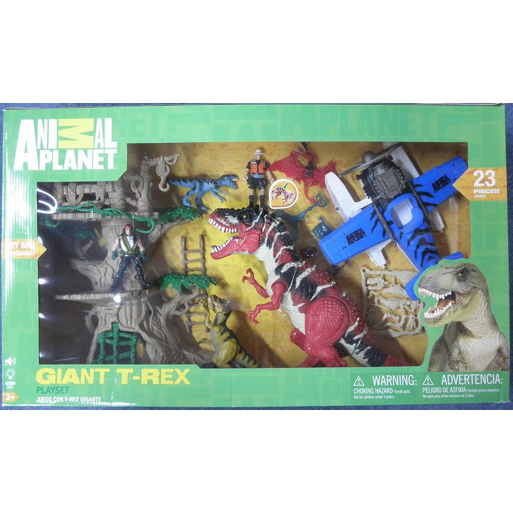 "Animal Giant T Rex Playset Toys R Us Toys ""R"