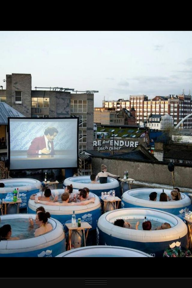 Best Movie Theater Ever Places Outdoor Cinema The Places Youll Go