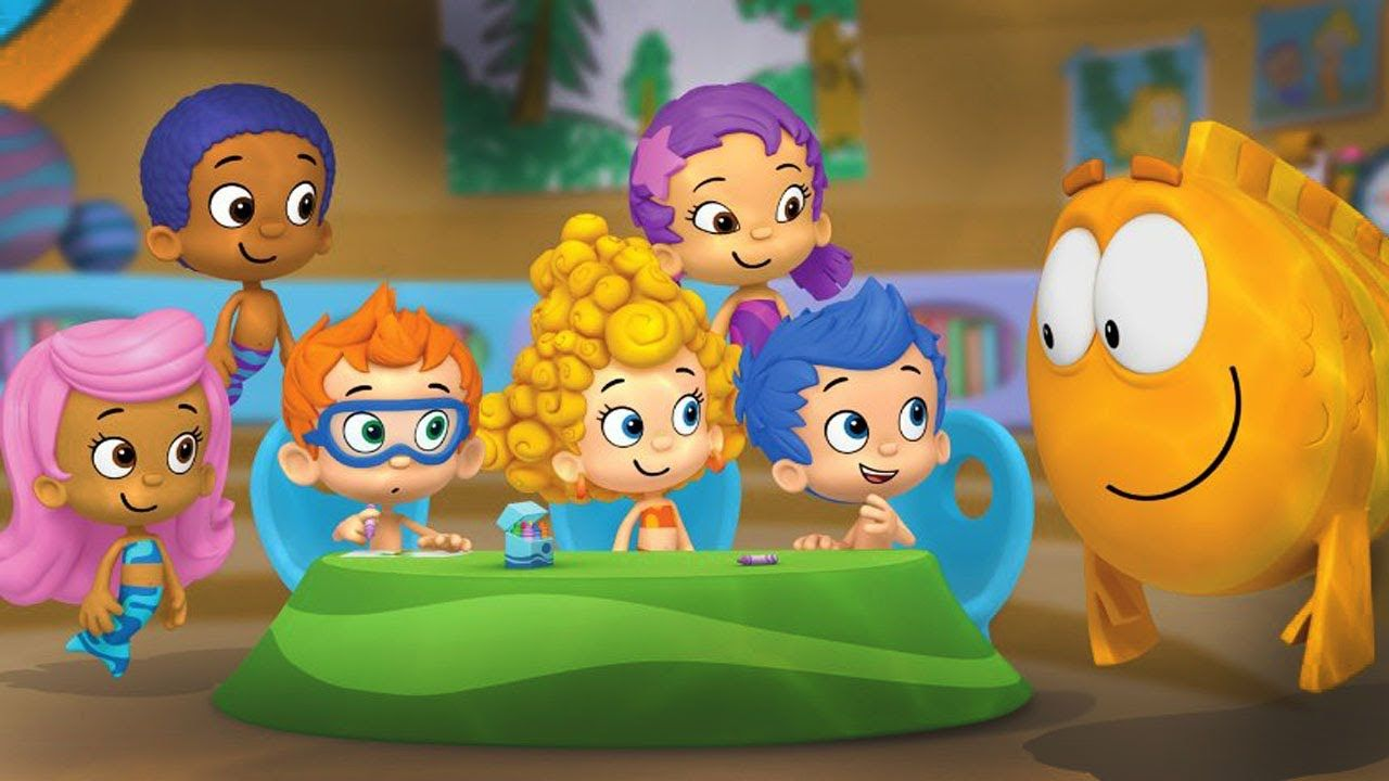 Bubble Guppies new full episode cartoon 2017 - Bubble Guppies video ...
