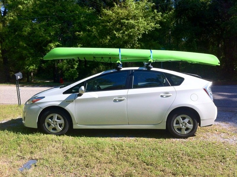 Prius Roof Rack >> Roof Rack For A Prius Economical Cars Thule Roof Rack Kayak