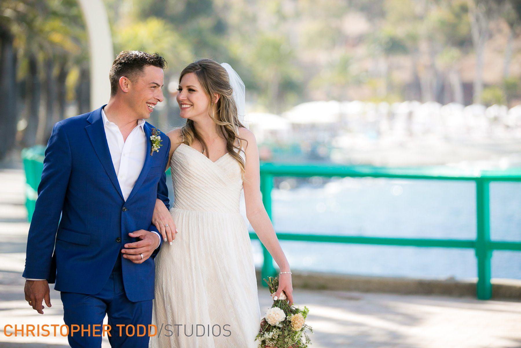 Catalina Island Elopement Destination wedding