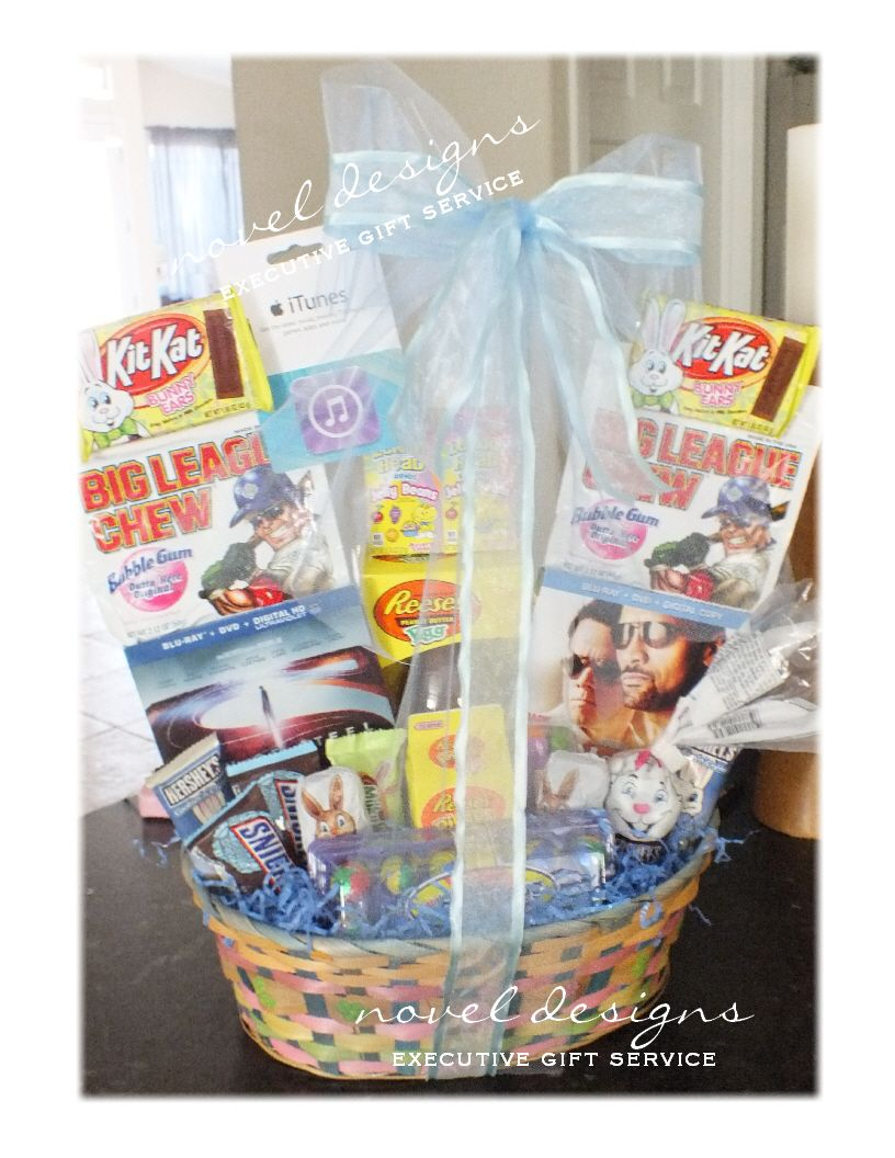 Teen easter gift basket assorted candy dvd movies gift cards teen easter gift basket assorted candy dvd movies gift cards gift baskets negle Image collections