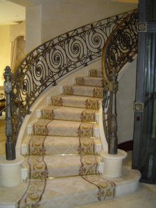 Custom Staircase Carpets, Runners And Installations
