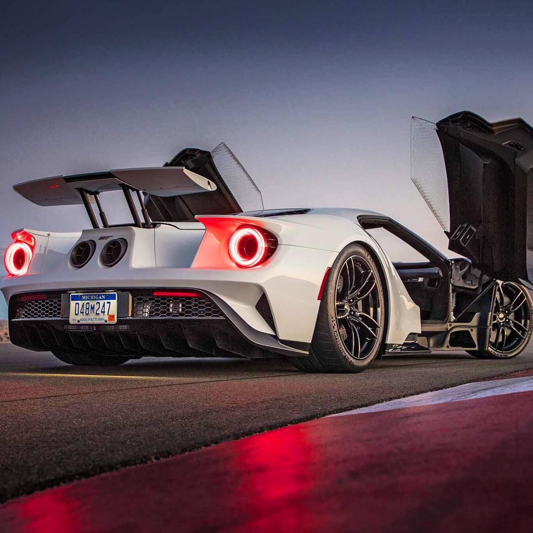 Ford GT looking slick. #SuperCar #Speed #Power #Performance