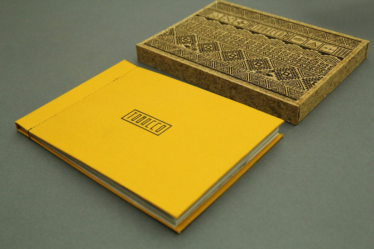 Tobacco Publication on Behance