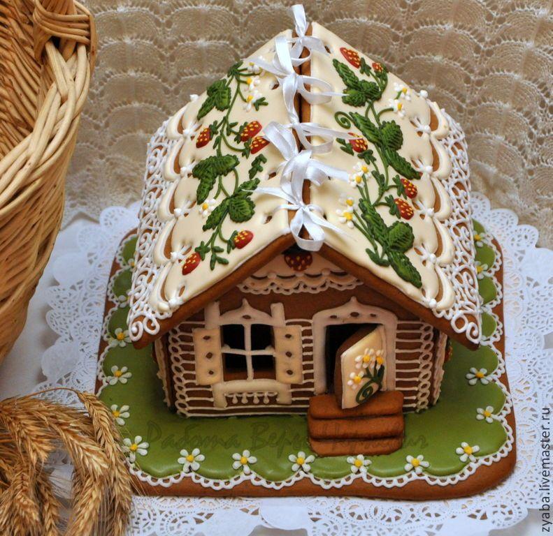 отдельные пряничный домик с картинками внимательное отношение пожеланиям
