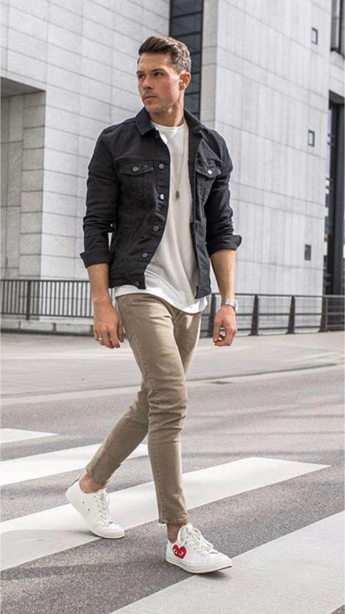 57 How To Wear School Outfit For Men Vialaven Com Habillement Homme Style Vestimentaire Homme Mode Mecs