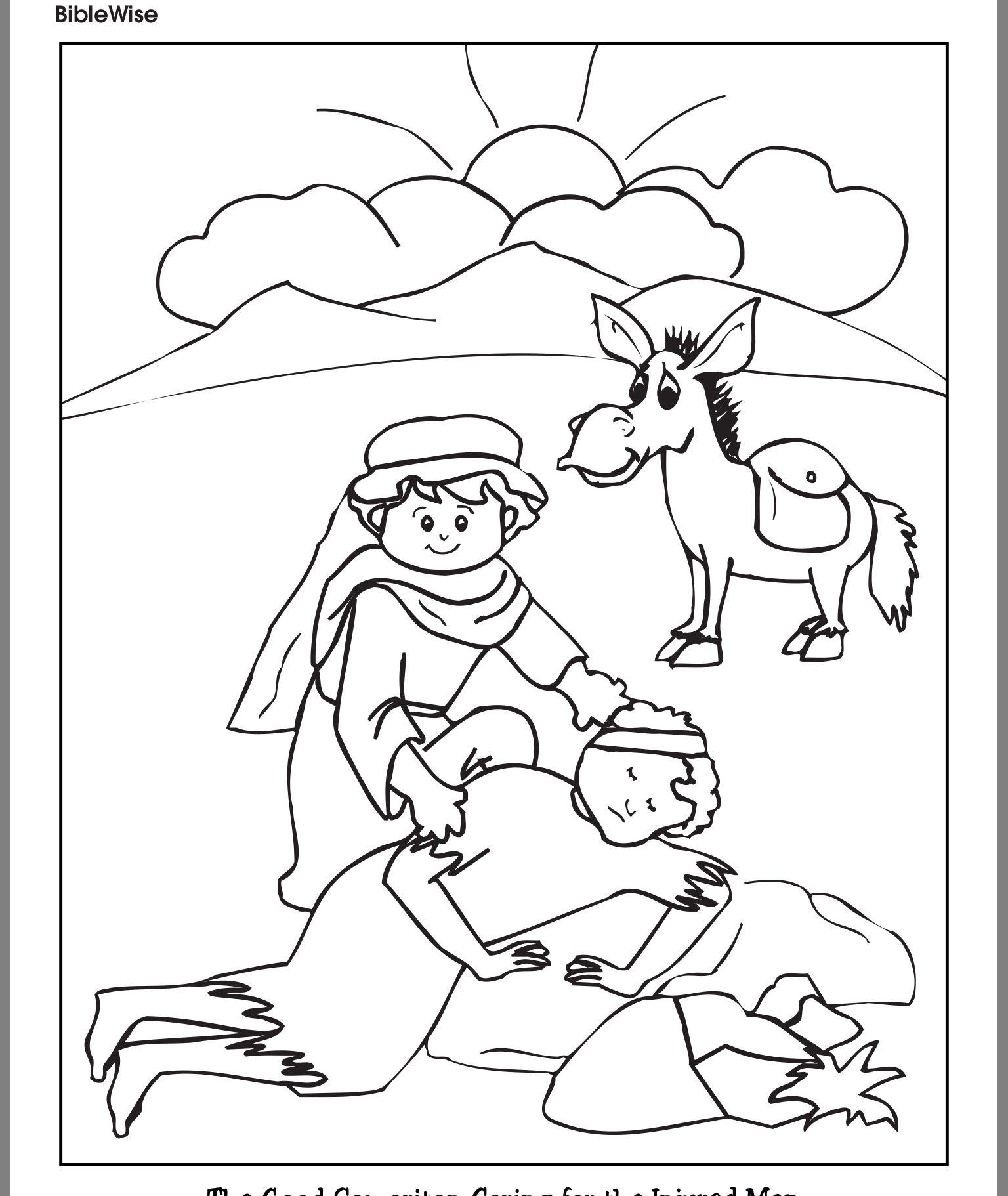 Pin by Carol Dill on Good Samaritan Sunday school