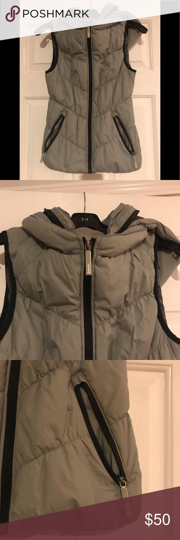 Bench Down Vest Down Vest Clothes Design Bench Jackets [ 1740 x 580 Pixel ]