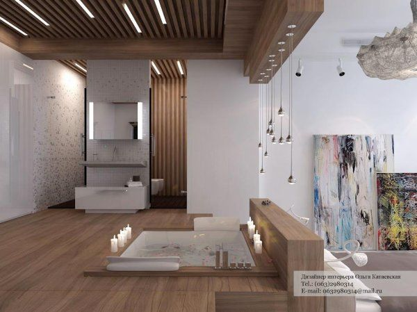 Chambre sakura salle de bain et dressing sakura for Dressing entre chambre et salle de bain