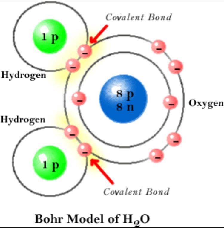 The hydrogen atom has a positive charge well the oxygen atom has a - fresh tabla periodica elementos de un mismo grupo