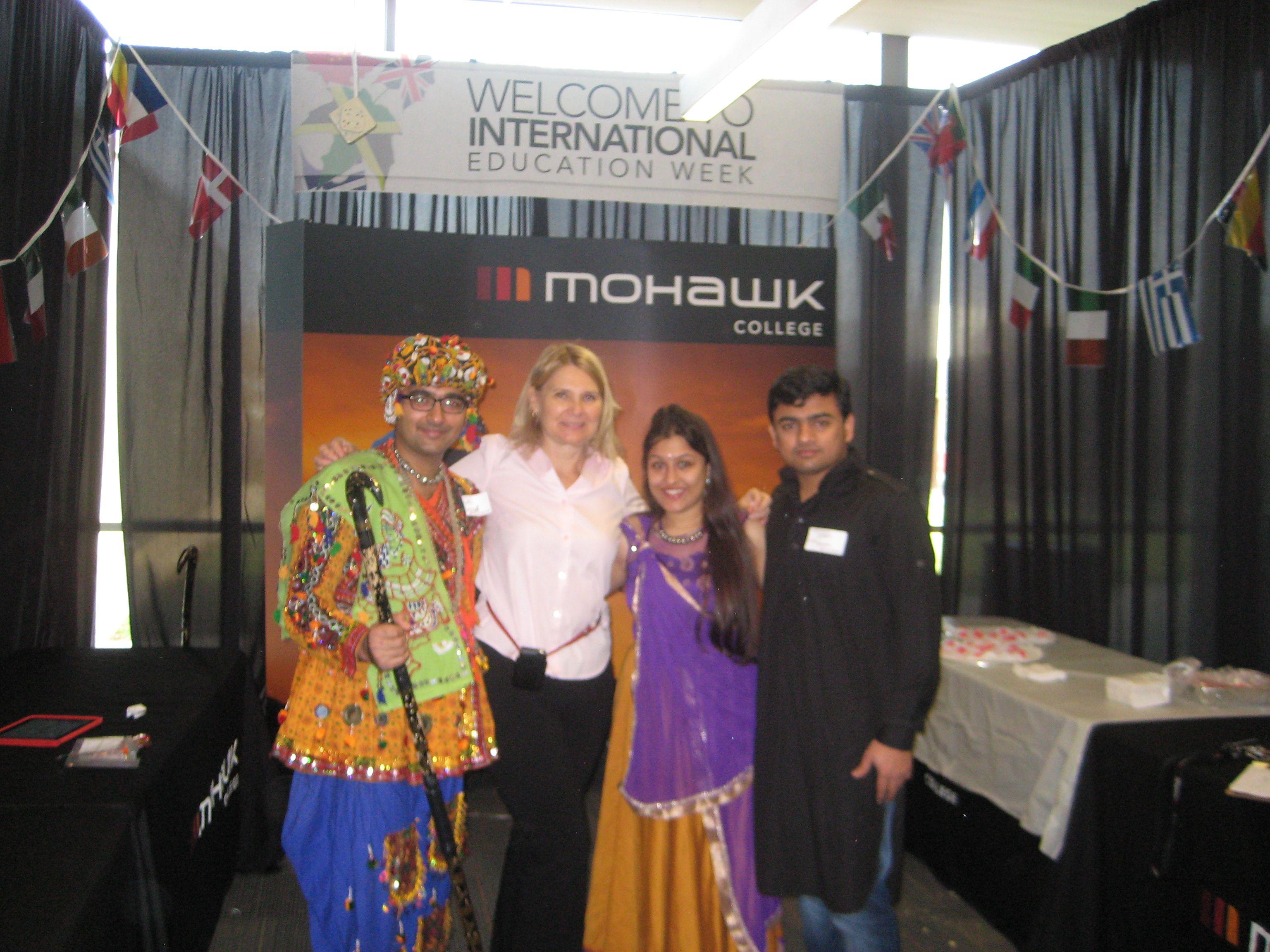 International education week at mohawk college httpwww
