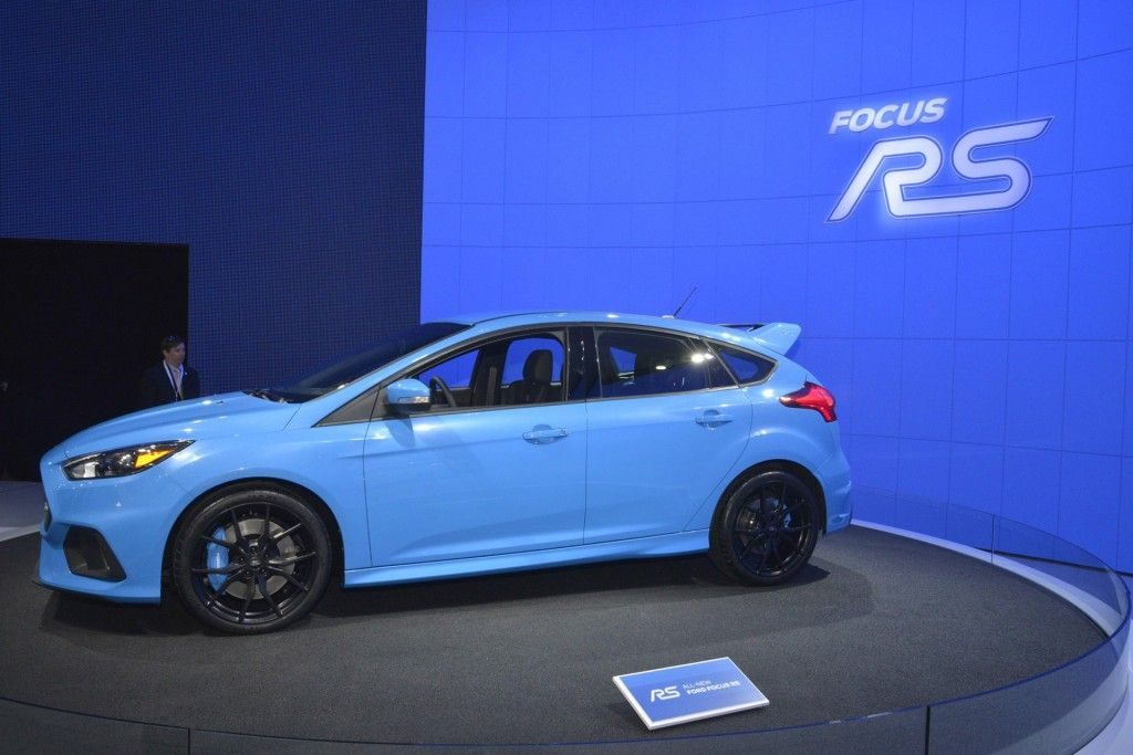 Ford Focus Rs 2016 Google Search Ford Focus Hatchback Ford