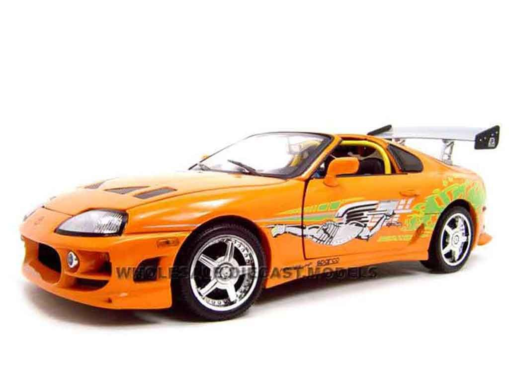 1994 Toyota Supra   The Fast And The Furious