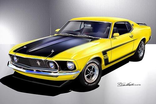 Click the image to open in full size  Ford  Mustang Shelby