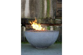 How To Use A Ceramic Bowl For A Fire Pit Garden Fire Pit Fire Pit Backyard Outdoor Fire Pit