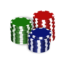 Poker Chip Stack | Poker games, Poker chips, Poker