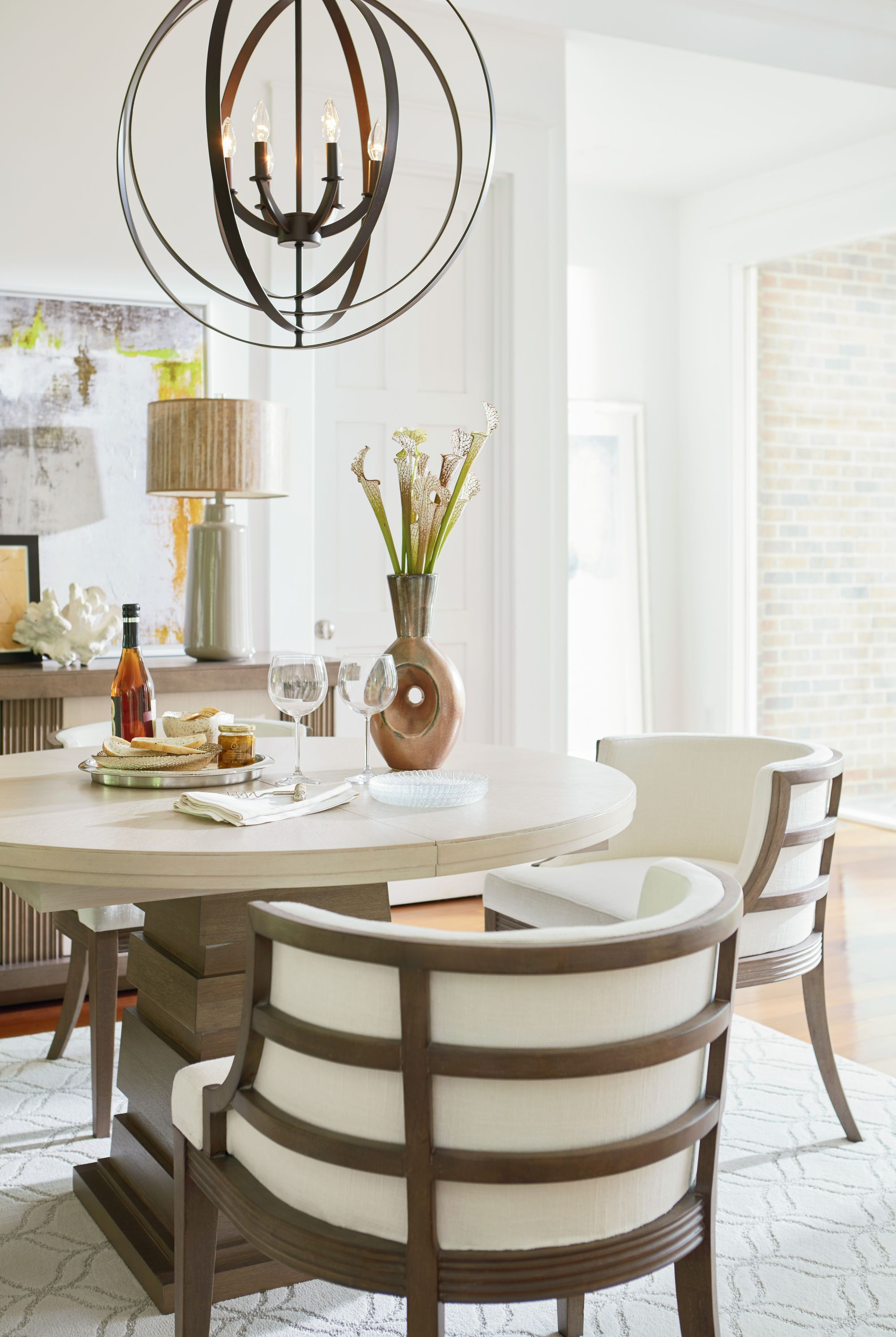 Shop The Synchronicity Collection From Universal Furniture At Furnitureland South Today Side Chairs Dining Round Extendable Dining Table Round Dining