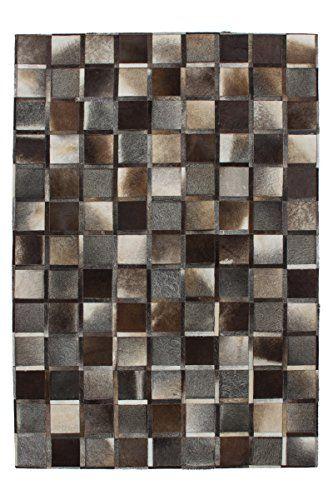 Teppich Wohnzimmer Lederteppich Carpet modernes Design RUG Lavish - wohnzimmermöbel günstig online kaufen