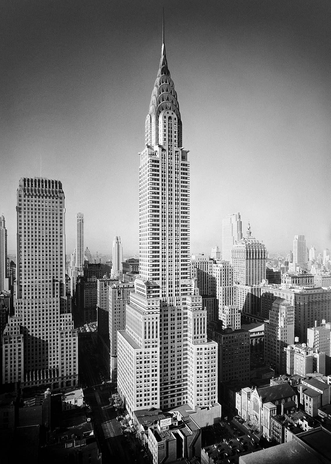 Samuel Gottscho With Images Chrysler Building New York Photos