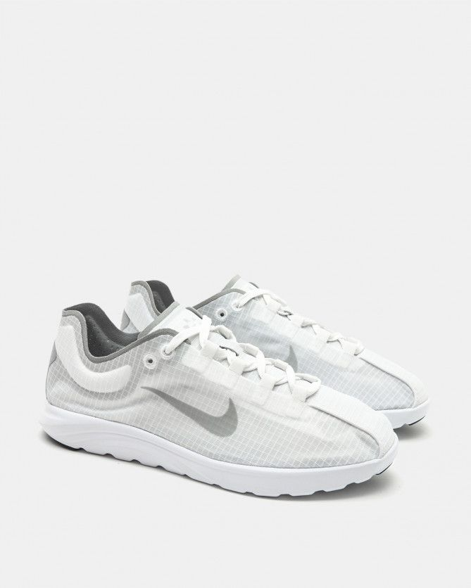 separation shoes b2b54 f8471 Nike - Womens Mayfly Lite SI (White  Wolf Grey  Black  Reflective Silver