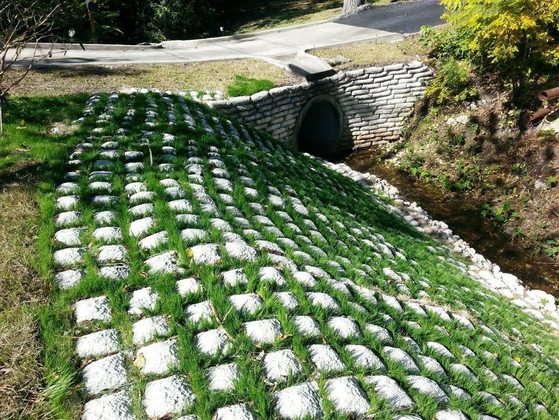 Concrete Grass Mat Google Search Backyard