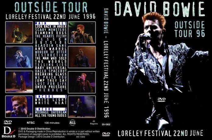 Loreley Festival 22 June 1996 DVD
