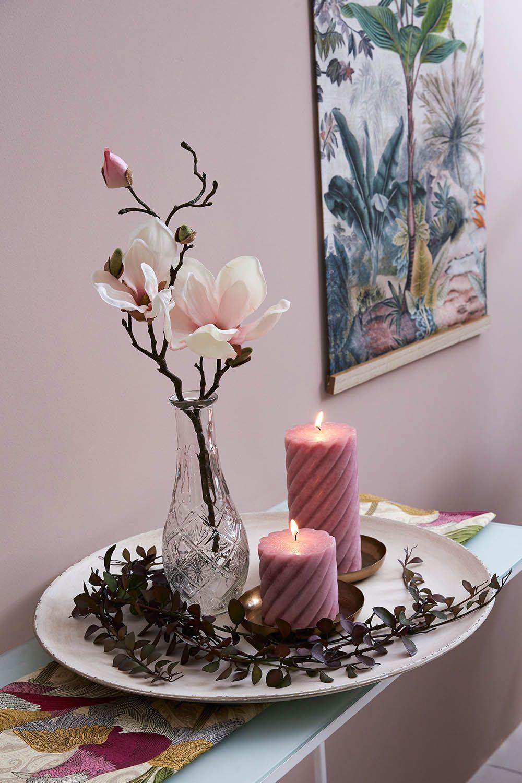 Frühlingsdeko in Rosé ✨