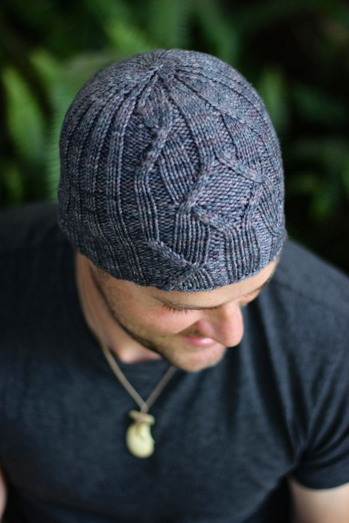 Maximus hat by Truly Myrtle Designs available on Ravelry