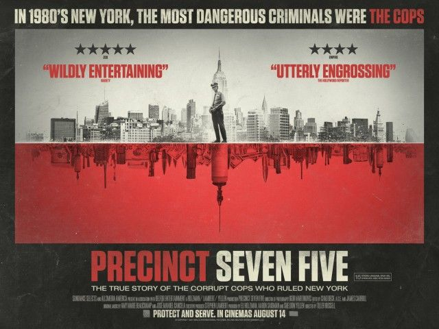 Precinct Seven Five review – hair-raising corruption documentary ...